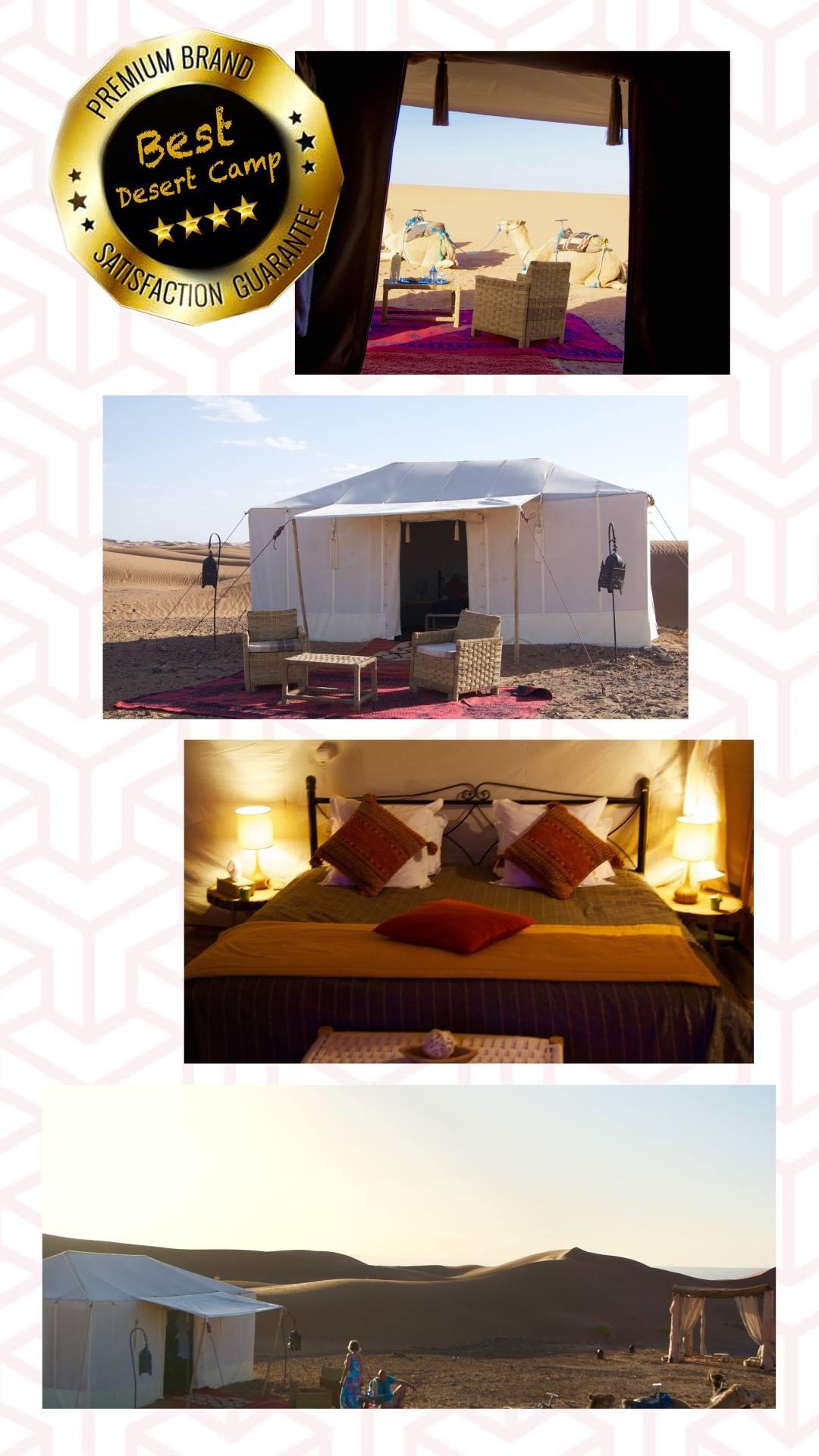 Best Desert Camp